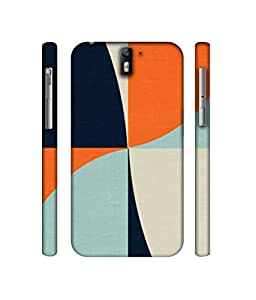 NattyCase Pattern Art Design 3D Printed Hard Back Case Cover for OnePlus One