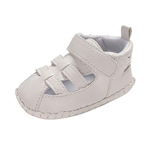 BURFLY Männer und Frauen Baby Volltonfarbe Klett Kleinkind Schuhe Strand Schuhe Sandalen Freizeitschuhe ()