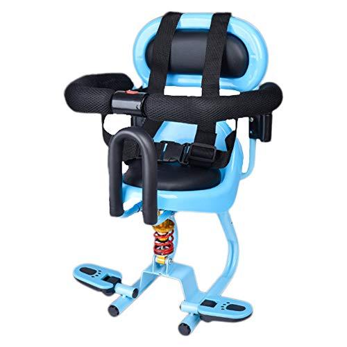 SqsYqz Elektroauto Kindersitz Vorne Baby Kind Baby Fahrrad Roller Batterie Auto Motorrad Sicherheitssitz