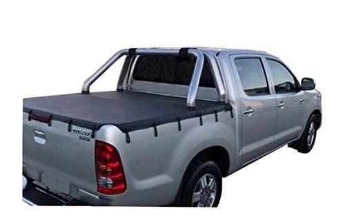 Toyota Hilux SR5a-deck Dual Cab, Bunji Ute Weich Persenning April 2005bis 2015 (Cover Tonneau Truck)