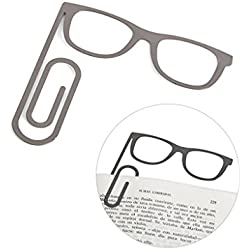 Lentes Marcapáginas The Reader Metal