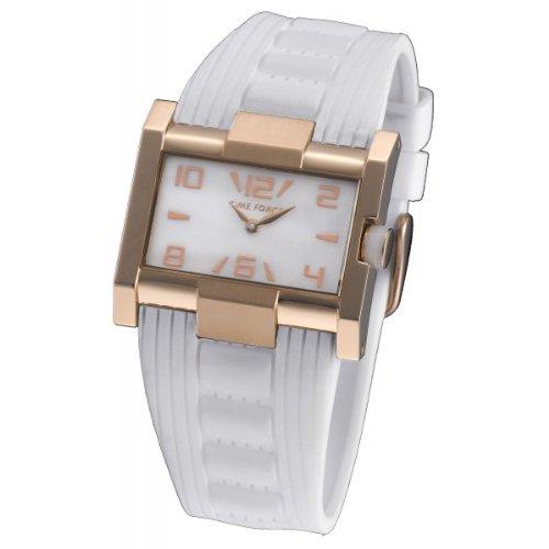time-force-tf4033l11-reloj-con-correa-de-caucho-para-mujer-color-blanco-gris