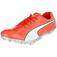 puma donna scarpe orange