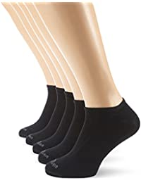 s.Oliver Unisex - Erwachsene Sneakersöckchen 5-er Pack, S24118
