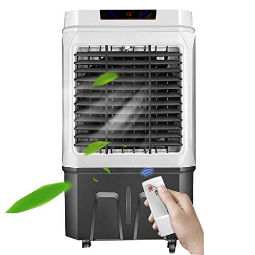 Ventiladores con Aire Acondicionado Industrial para Toda La Casa, Caja De Agua De 45L / 12 Galones...