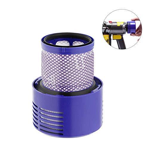 remote.S Filtro di Ricambio Lavabile per Dyson V10 SV12 Cordless Vacuum Cyclone Animal Absolute Total Clean