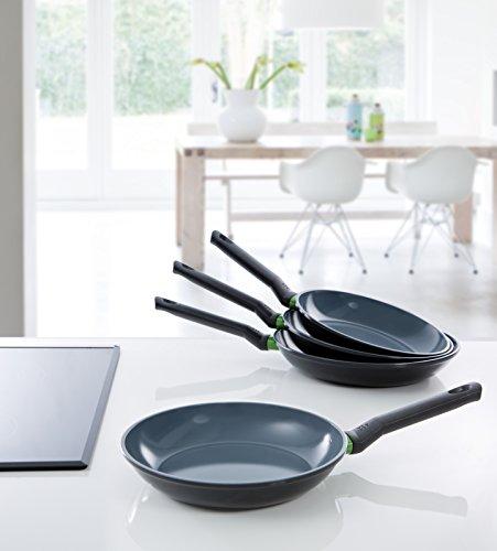 BK Cookware BV b2725.744Balans Plus Poêle 24cm, Aluminium, 43.1x 24.9x 8.0cm