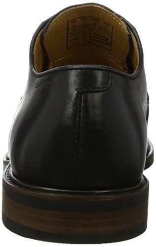 Gant - Ricardo, Chaussures À Lacets Homme Noir (noir)