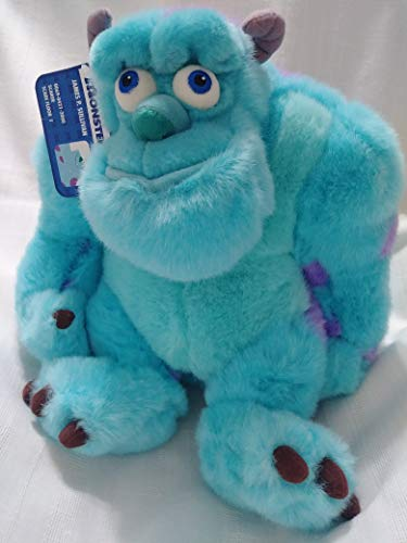Monsters Inc Sulley 12 Plush by Monster's Inc.
