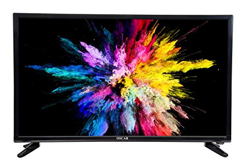 Oscar 80 cm  32 Inches  HD READY LED TV 32XL31  Black   2018 Model  Televisions