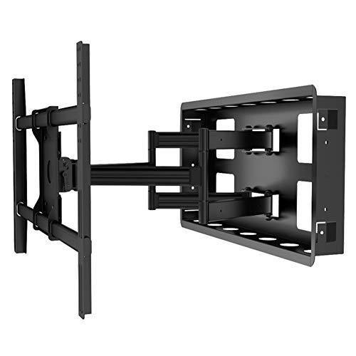 Xue TV Wandhalterung, LCD-LED-Fernseher Für 37-63 Zoll Rotation Teleskop-Display-Halterung Bracket Home Office Bedroom Treffpunkt Raum Videoanrufen 37 Universal Tilt Wall