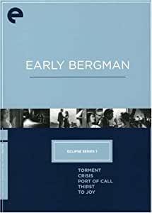 Criterion Collection: Early Bergman [DVD] [Region 1] [US Import] [NTSC]