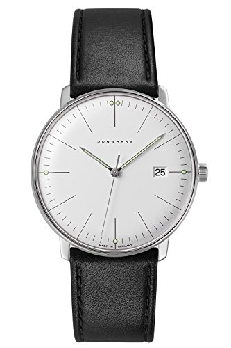 Junghans max Bill Quarz Herrenuhr 041/4817.00