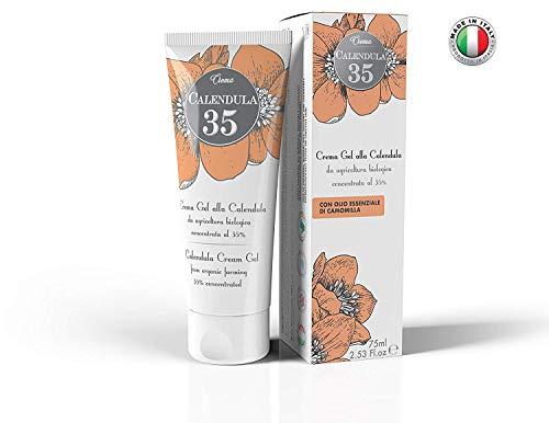 Calendula 35 - Crema protettiva per il cambio - Protettiva per bambini - Naturale -100% Made in Italy - 75 ml