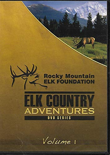 Rocky Mountain Elk (Elk COuntry Adventures DVD Series Volume 1 - Rocky Mountain Elk Foundation)