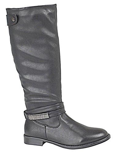 Foster Footwear - Riding Boots da ragazza' donna Carribou