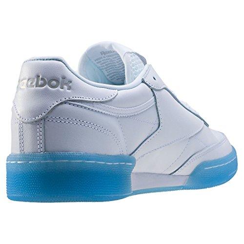 Reebok Club C 85 Ice Hommes Baskets White Blue