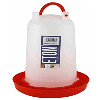 Eton Poultry Plastic Drinker with Handle, 3 Litre 7
