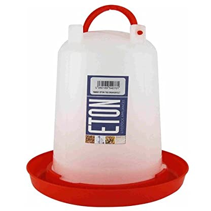 Eton Poultry Plastic Drinker with Handle, 3 Litre 1