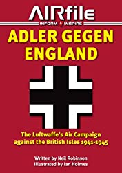 ADLER GEGEN ENGLAND (Camouflage and Markings)