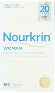 Nourkrin Extra Strength 180 comprimés - 3 Mois d'approvisionnement