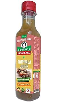 Organic Dr. Alfred James Triphala Juice