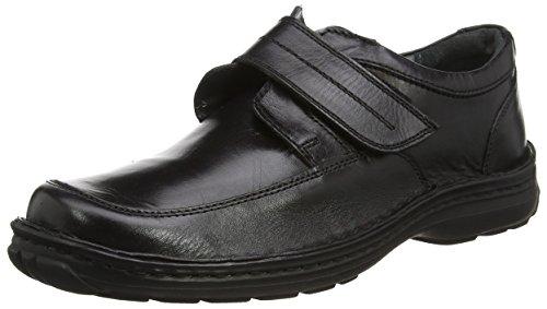 Lotus Men's Canley Low-Top Sneakers, Black (Black), 10 UK 44 EU