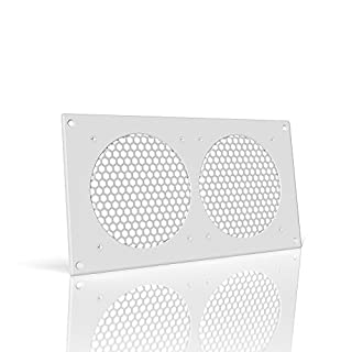 AC Infinity White Ventilation Grill 12