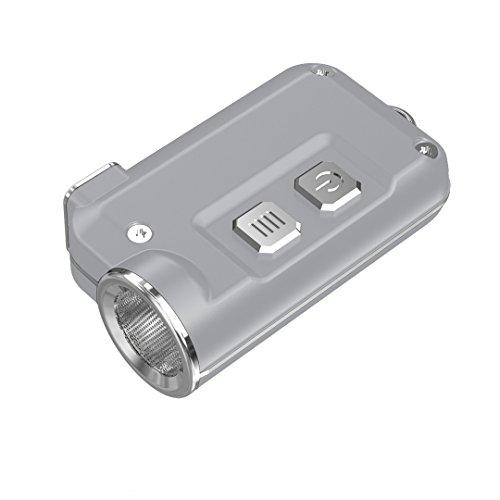 Nitecore TINI, Silber Taschenlampe, One Size