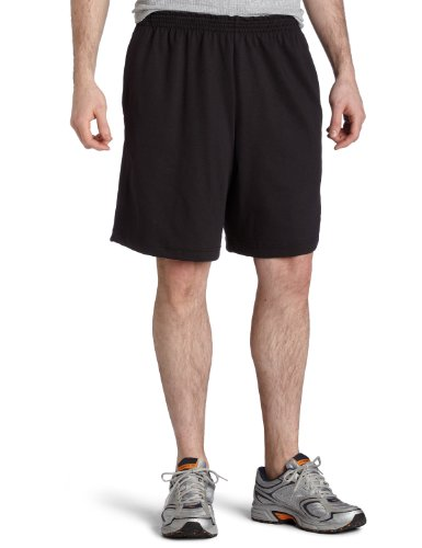 Champion Men'S Rugby Short Black Small
