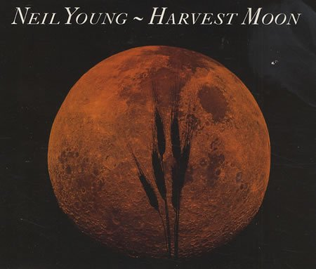 Harvest moon (#9362406752) (Young Moon-neil Harvest Cd)