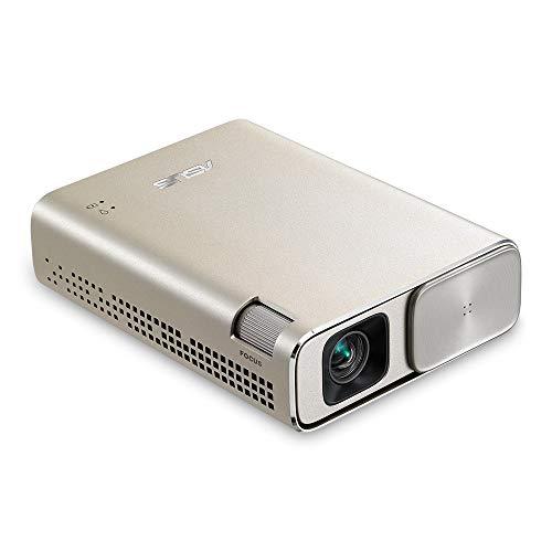 ASUS ZenBeam Go E1Z Projektor, R/G/B LED, WVGA (854x 480), 150Lumen, HDMI/MHL GOLD Wvga Windows