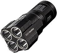 Nitecore Tm26Gt Flashlight/Searchlight Cree XP-L Hi V3 LED with Free Andrew & Amanda Pen, 350
