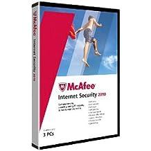 McAfee Internet Security  2010 (3 postes, 1 an) - Mise à jour