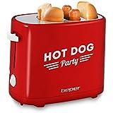 Beper 90.488 - Máquina para hot dogs