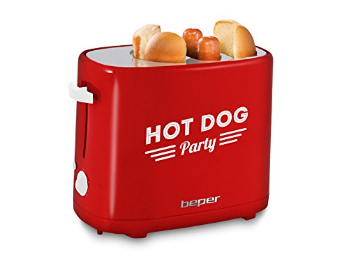 Bepermaschine für Hot Dogs - Hot Dogs 90.488 750W