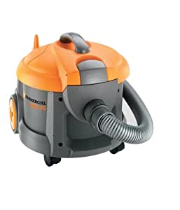 Vax Commercial VCC-05 1400W Cylinder Vacuum Cleaner - Grey/Orange