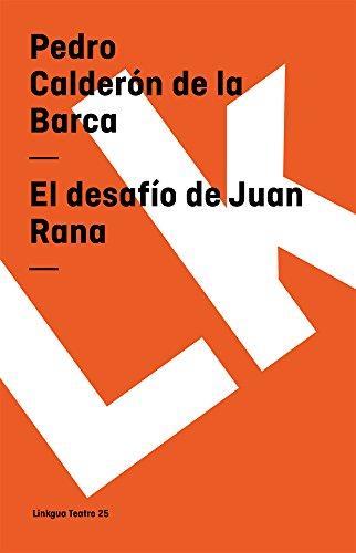 El Desaf o de Juan Rana Cover Image