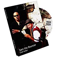 SOLOMAGIA Sam The Bouncer by Chef Anton - DVD and Didactics - Trucos Magia y la Magia - Magic Tricks and Props