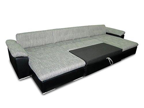 ecksofa wicenza loft! design big sofa eckcouch couch! mit ... - Big Sofa Oder Wohnlandschaft