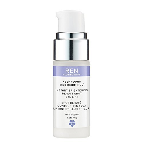 REN Keep Young and Beautiful Instant Brightening Beauty Shot Eye Lift by REN