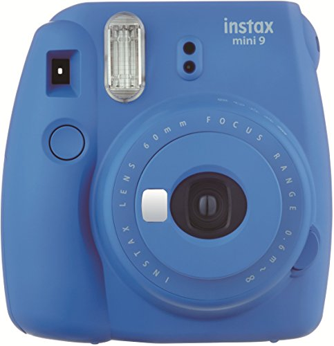 Fujifilm Instax Mini 9 Geschenkset, cobalt blau