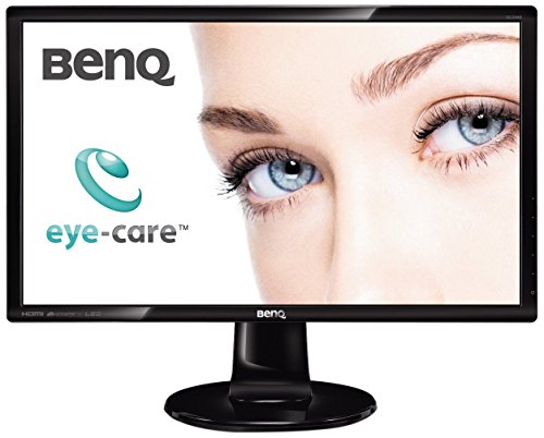 BENQ GL2460HM Monitor multimedia negro brillante LED