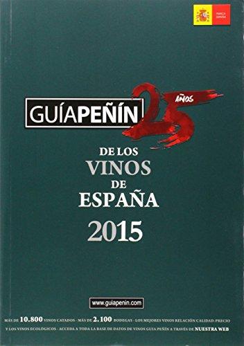 Descargar Libro Guía Peñín De Los Vinos De España 2015 de Vv.Aa.