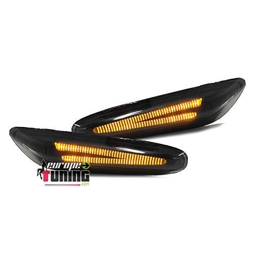 europetuning - 03993 - REPETITEURS CLIGNOTANTS LEDS NOIRS E81 E82 E87 E88 E90 E91 E92 E93 X1
