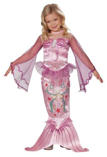 Rubie's 2 881457 S - Mermaid Kostüm, Größe S, (Kostüm Seepferdchen Kind)