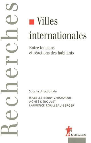 Villes internationales