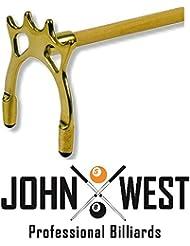 John West queue de billard Pont laiton haute