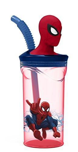 3D FIGUR Trinkgläser, Spiderman