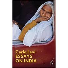 Essays on India (Modern Voices)